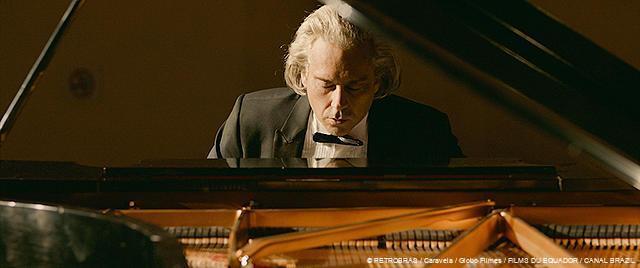 マイバッハ不屈のピアニスト、ブラジル、天才ピアニスト、マウロリマ、アレサンドロネロ
