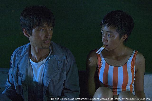 鵞鳥湖の夜、Nan fang che zhan de ju hui、ディアオ・イーナン、フー・ゴー、グイ・ルンメイ、リャオ・ファン、レジーナ・ワン、映画、シネマ、チャイナ・ノワール、スタイリッシュ・スリラー