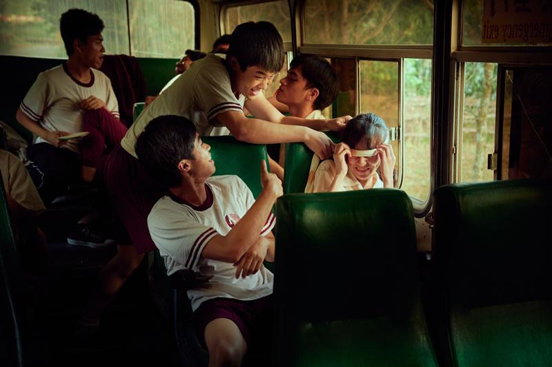 無聾(むせい)、東京フィルメックス、台湾、コー・チェンニエン、トゥ-チュアン・リュ、バフィ・チェン、クゥアン・ティン・リュー