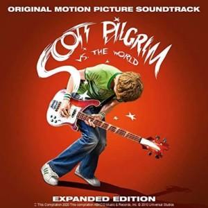 スコット・ピルグリム VS. 邪悪な元カレ軍団、サントラのエクスパンデッド版、エドガー・ライト、グラフィック・ノベル、ブリー・ラーソン、ベック、