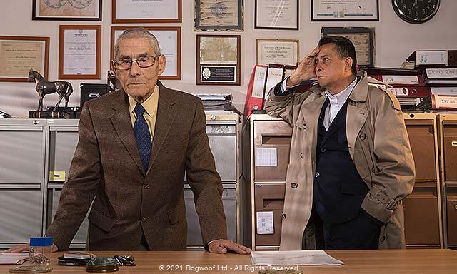 83歳のやさしいスパイ、マイテ・アルベルディ、セルヒオ・チャミー、ロムロ・エイトケン、The Mole Agent