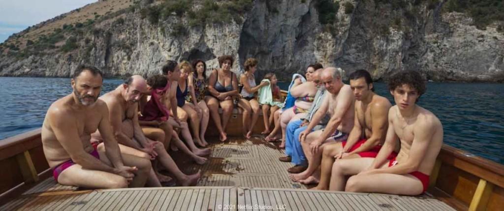 パオロ・ソレンティーノ、Hand of God -神の手が触れた日-、NETFLIX、イタリア、ナポリ、愛と喪失、パーソナルなほろ苦い青春の日々、ディエゴ・マラドーナ、フィリッポ・スコッティ、トニ・セルヴィッロ、マーロン・ジュベア、ルイザ・ラニエリ、レナート・カルペンティエリ、マッシミリアーノ・ガッロ