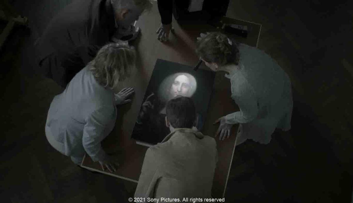 """ザ・ロスト・レオナルド、失われたダ・ヴィンチの名画発見の謎、美術商が10数万円で買った古ぼけた絵画の修復痕を削った下からレオナルド・ダ・ヴィンチが描いたイエス・キリストの肖像画が現れるという奇跡のような大発見の一部始終を追った興奮のドキュメンタリー、サルバトール・ムンディとは、""""世界の救世主""""の意 、レオナルド・ダ・ヴィンチ、美術品取引史上最高落札価格の約508億円で落札、アートの世界には""""スリーパー・ハンター""""と呼ばれる幻の名画発掘屋が存在、The Lost Leonardo、アンドレアス・コフォード、ジェリー・サルツ、マーティン・ケンプ、ダイアン・ドワイヤー・モデスティーニ、ロバート・K. ウィットマン、アレクサンドラ・ブレグマン、イブ・ブヴィエ"""